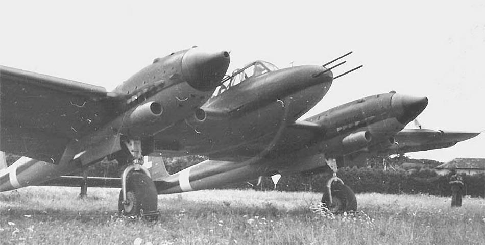 Итальянский истребитель Savoia-Marchetti S.M.91