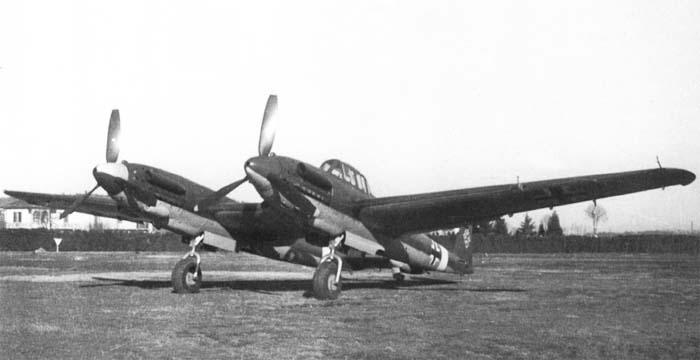 Итальянский истребитель Savoia-Marchetti S.M.92