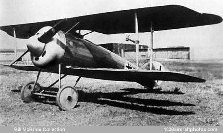 Германский истребитель LFG Roland D.XIV