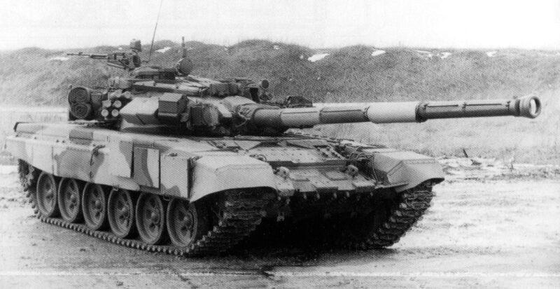 Основной танк «Объект 187»