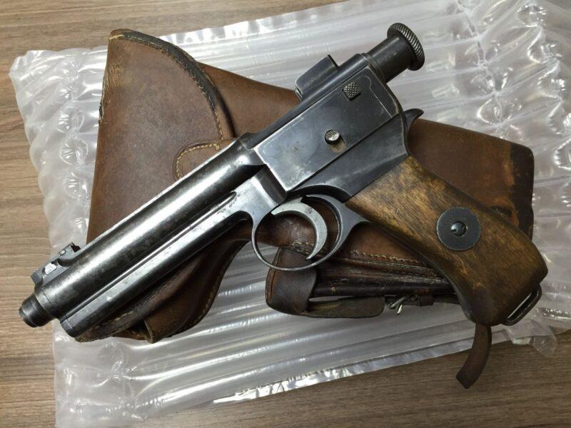 Пистолеты «Roth-Steyr» (Австро-Венгрия)