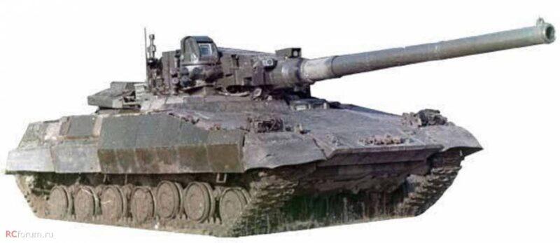 Основной танк «Объект 477»