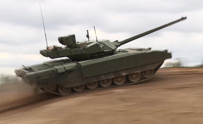 Основной танк Т-14