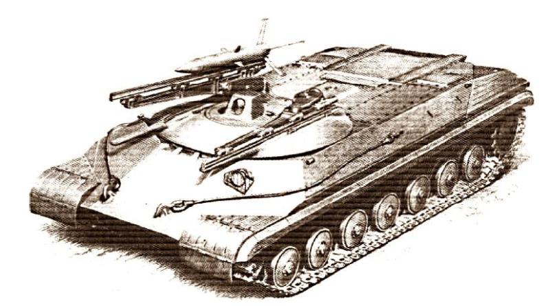Тяжёлый танк «Объект 286»