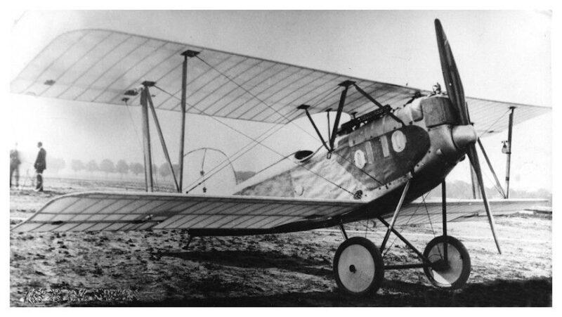 Германский истребитель Schutte-Lanz D.VII