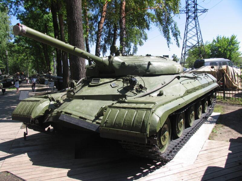 Советский тяжёлый танк «Объект 757»