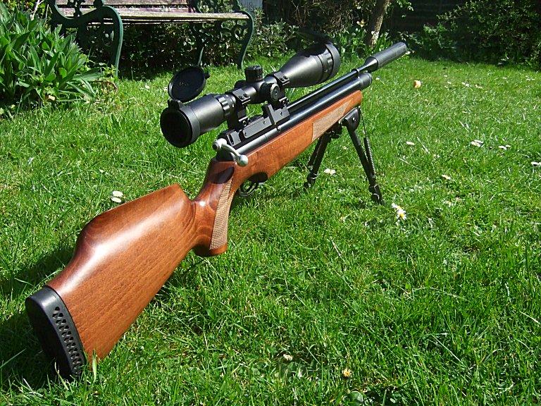 Пневматическая винтовка: виды, нюансы выбора и правовые вопросы