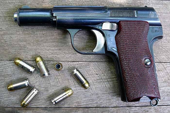 Пистолеты «Astra» и «Star» (Испания)
