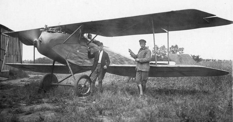 Германский истребитель Halberstadt CLS.I