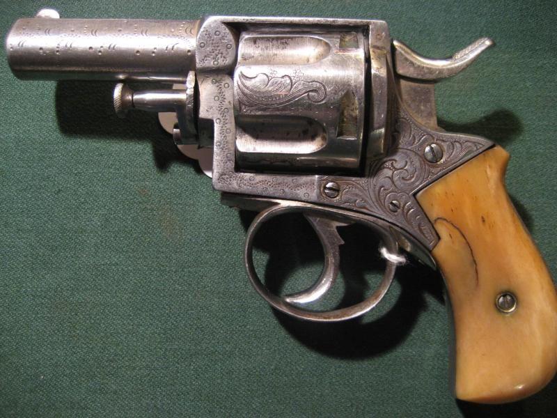Револьверы «British Bulldog» (Великобритания)