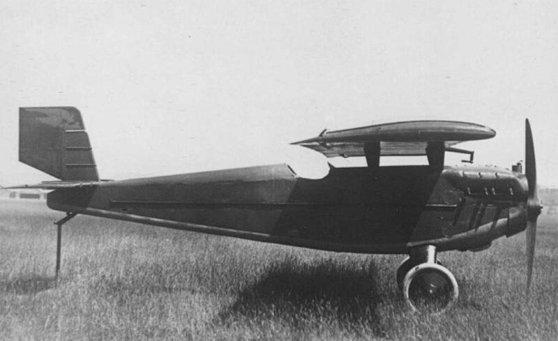 """Германский истребитель Dornier Do.H """"Falke"""""""
