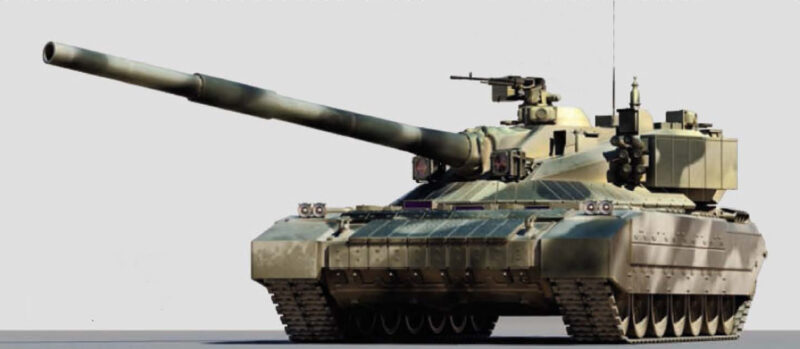 Основной танк Т-95