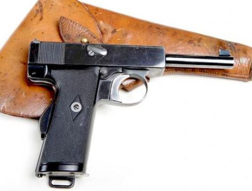 Пистолеты «Webley» (Великобритания)