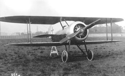 Германский истребитель Kondor D.II