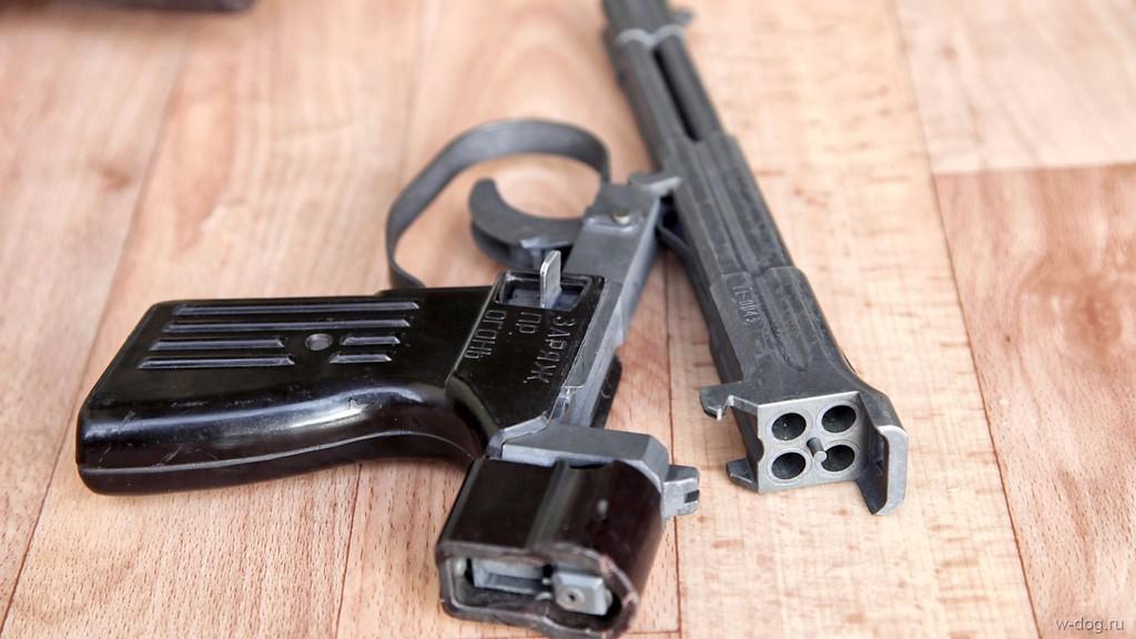 Пистолет СПП-1