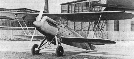Германский истребитель Heinkel Не 49