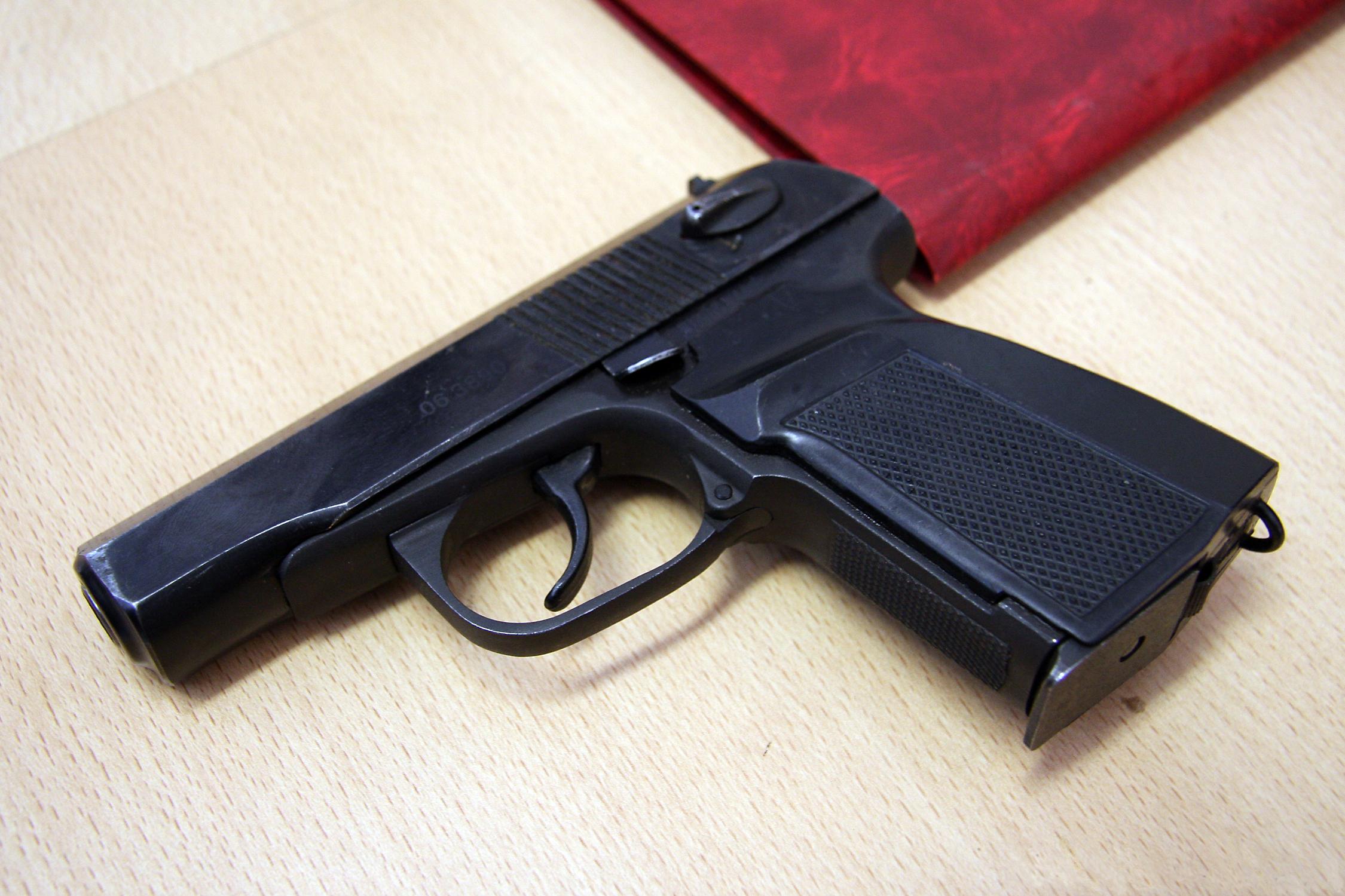 Пистолеты Макарова ПМ и ПММ (СССР-Россия)