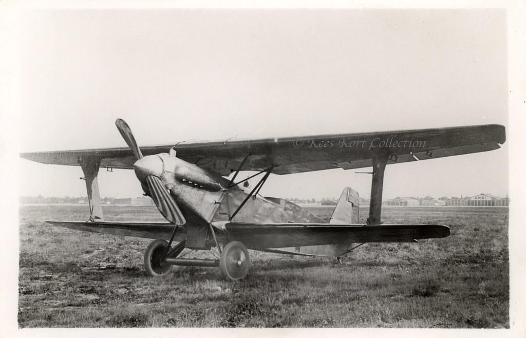 Германский истребитель-разведчик Albatros L.65