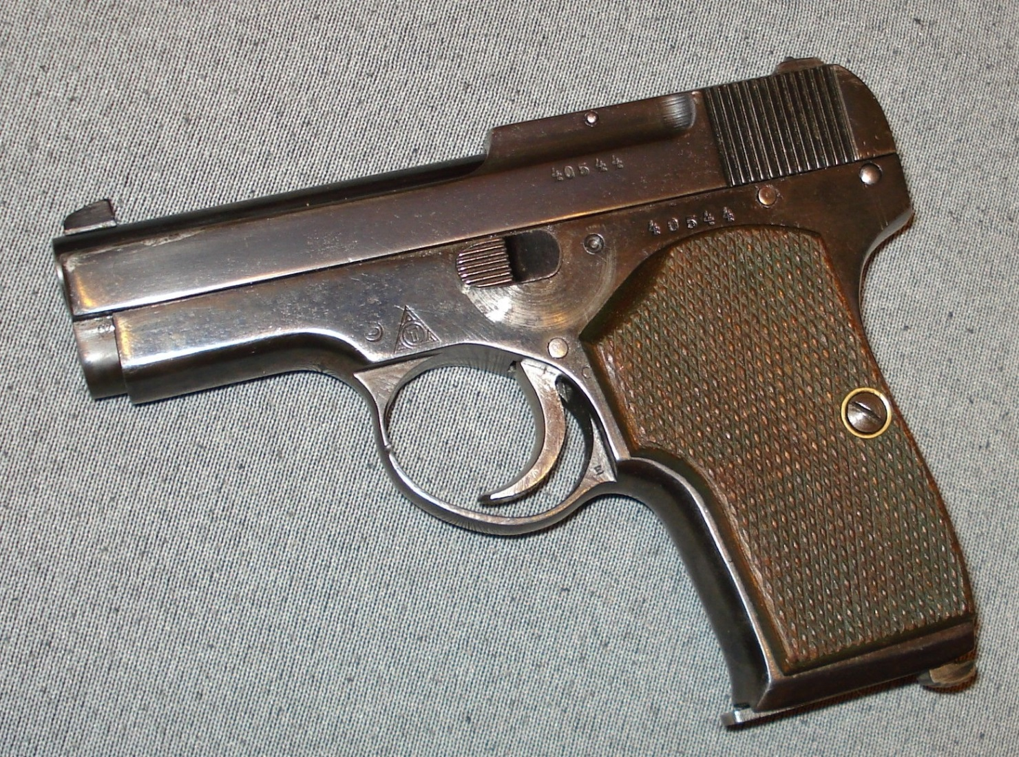 Пистолет Коровина ТК (СССР)