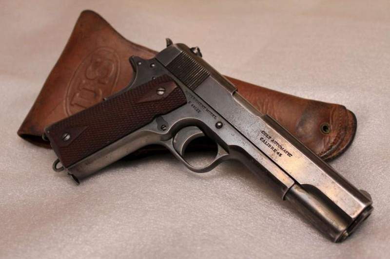 Пистолеты «Colt» (США)