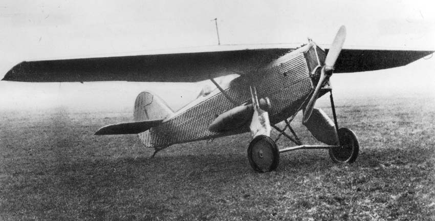 "Германский истребитель Junkers Ju.22 ""Siegfried"""
