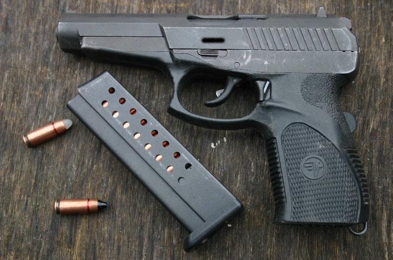 Конструкция пистолета СР-1 «Гюрза»