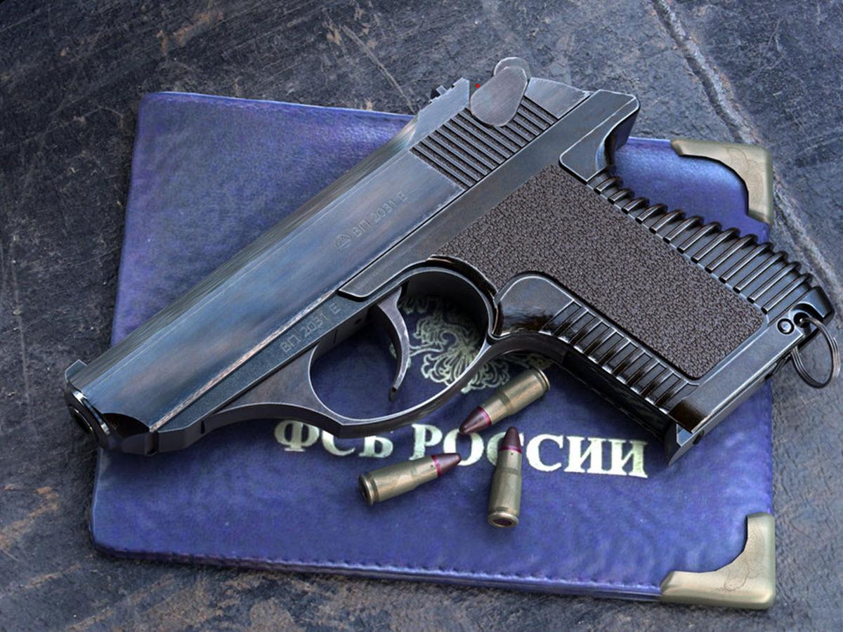 Пистолет ПСМ (СССР-Россия)