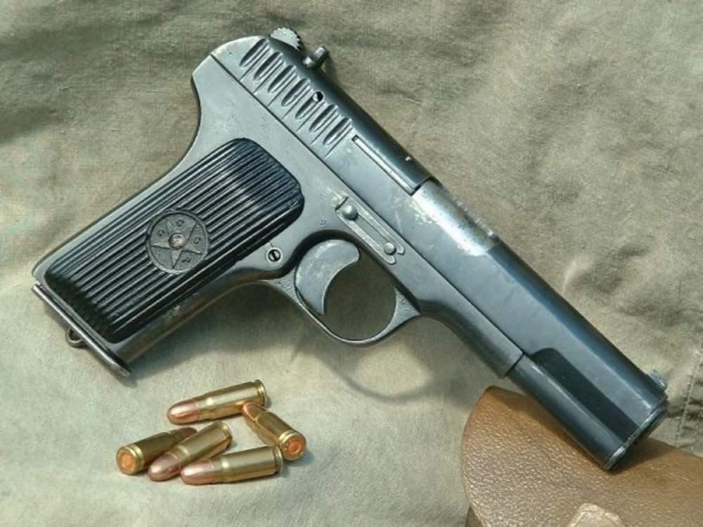 Пистолет Токарева ТТ (СССР)