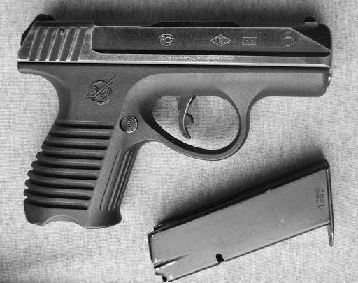 Конструкция пистолета П-96 С