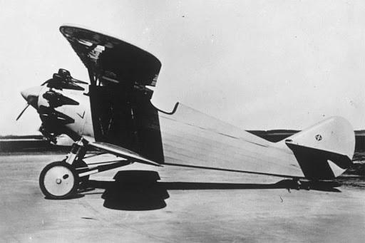 Германский истребитель Arado SD.III