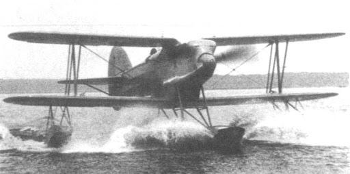 Германский истребитель Arado SSD.I