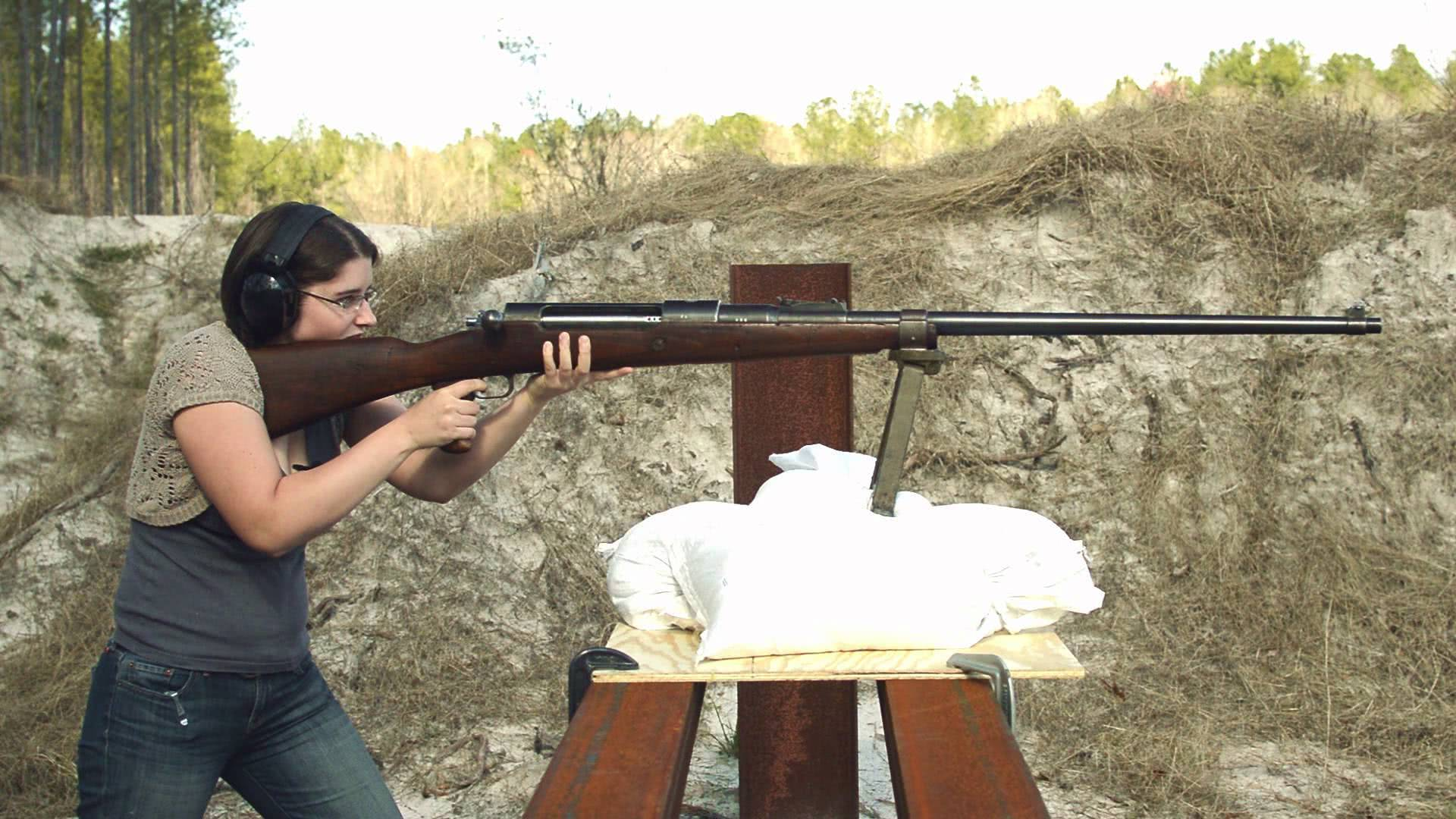 Противотанковая винтовка «Mauser Tankgewehr» М 1918