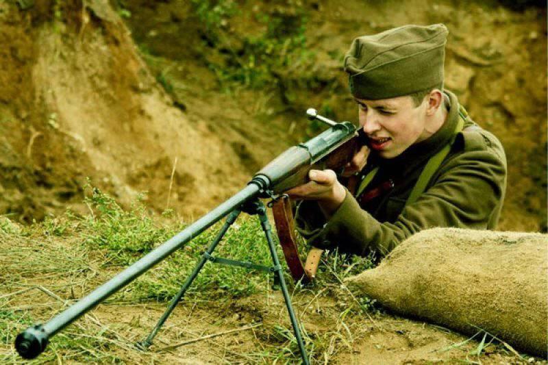 Противотанковая винтовка UR-35 (Польша)