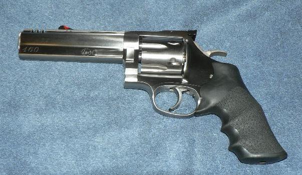 Конструкция револьверов «Dan Wesson»
