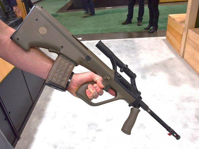 Штурмовая винтовка «Steyr» AUG 77