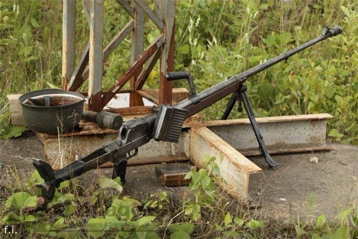 Противотанковые винтовки PzB 38 и PzB 39