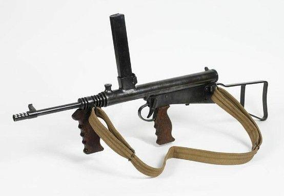 Пистолет-пулемет «Owen» (Австралия)