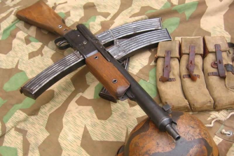 Штурмовые винтовки StG 45 (М) и «Folkssturmgewehr» (Германия)