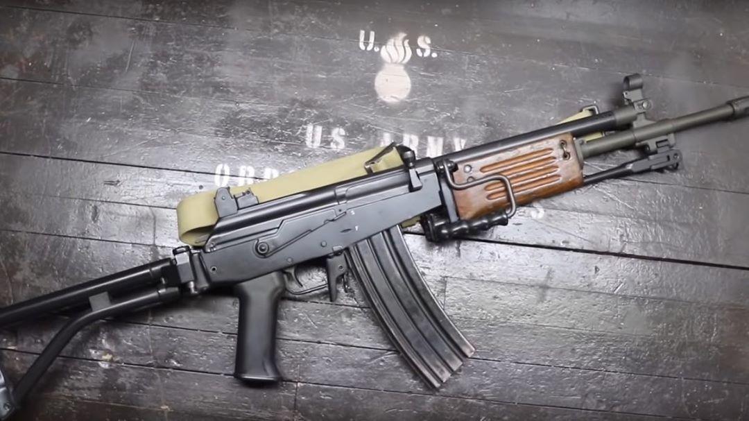 Штурмовые винтовки «Galil» (Израиль)