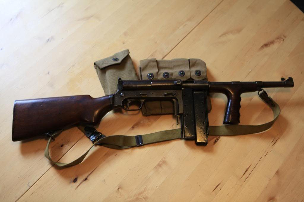 Пистолеты-пулеметы «Reising» М 50 и «United Defense» 1942