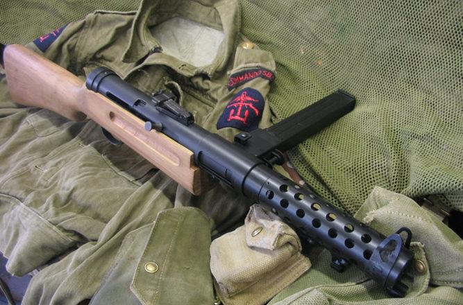 Пистолет-пулемет «Lanchester» Mk. I (Великобритания)