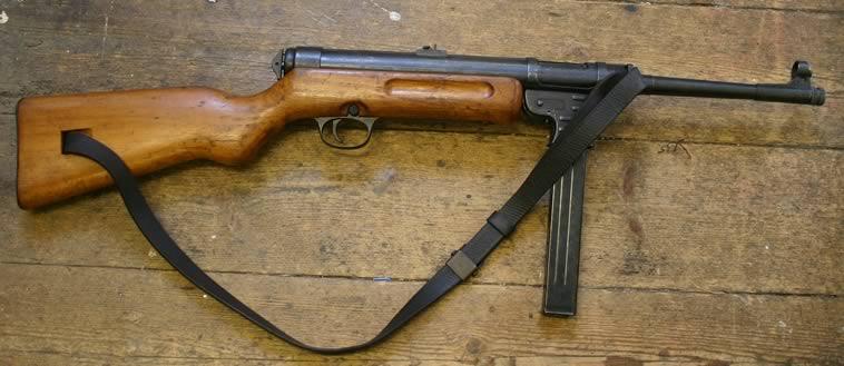 Пистолет-пулемет MP 41