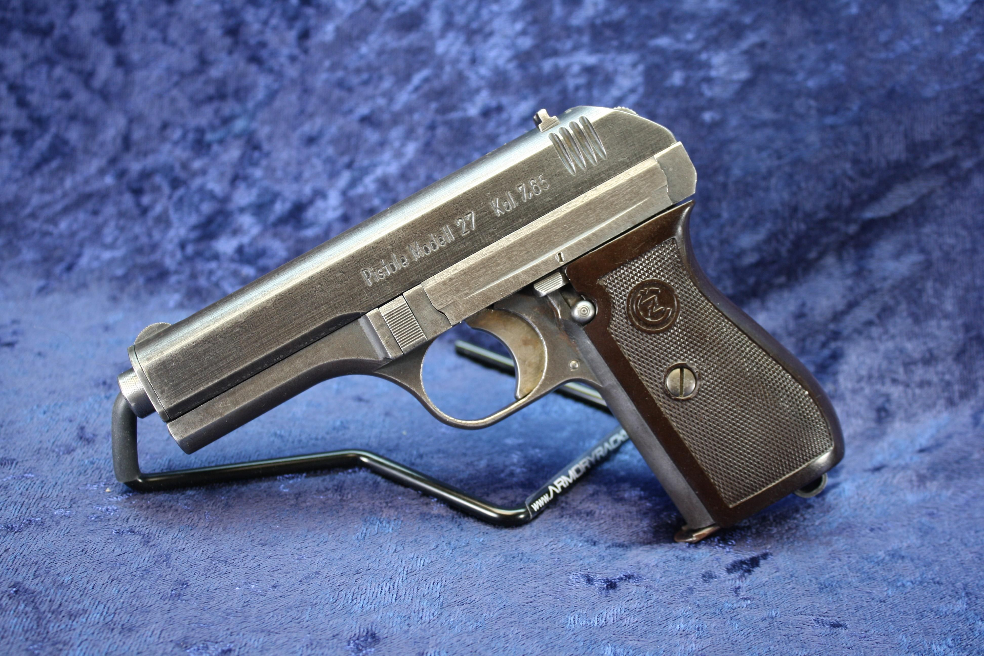 Пистолеты «Ceska Zbrojovka» (Чехословакия)