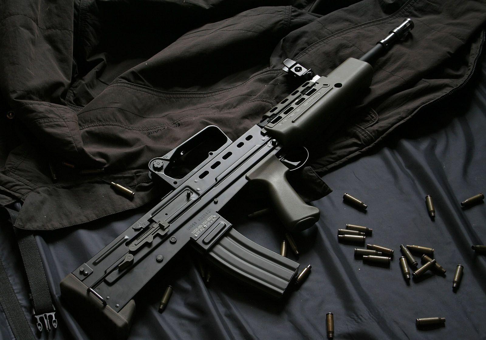 Штурмовые винтовки семейства SA 80 (Великобритания)