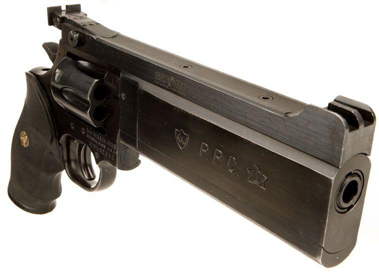 Револьверы «Dan Wesson» (США)