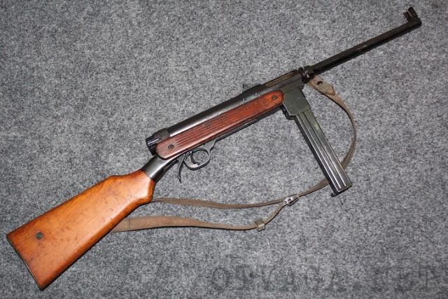Пистолет-пулемет «Orita» М 41