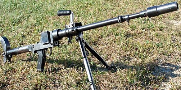 Противотанковые ружейные гранатометы (Германия)