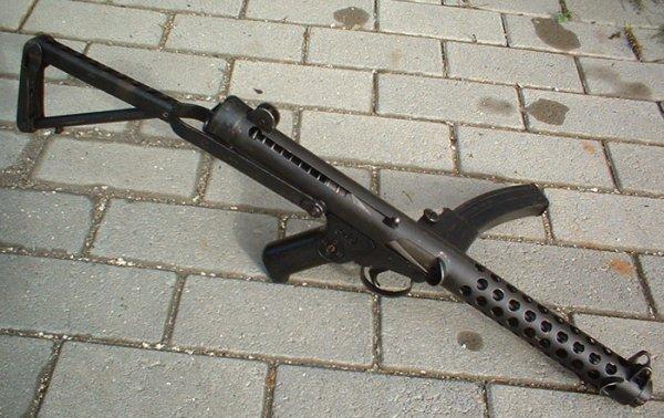 Пистолет-пулемет «Sterling» (Великобритания)