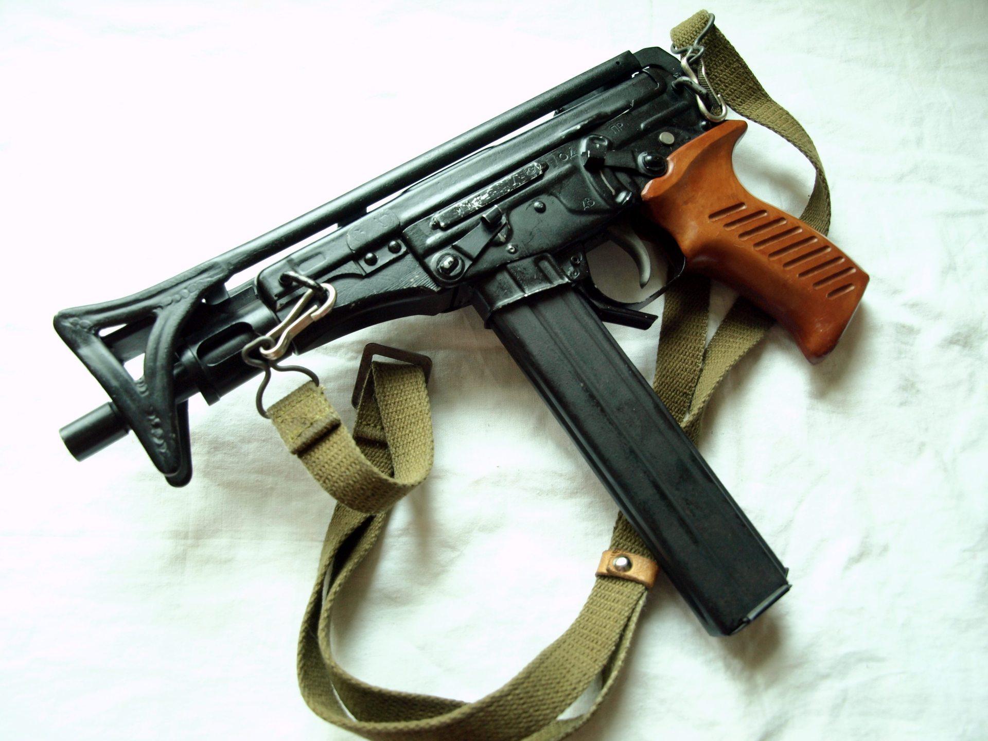 Пистолеты-пулеметы ОЦ-02 «Кипарис», ПП-71 КЕДР, «Клин» и АЕК-919 К «Каштан»