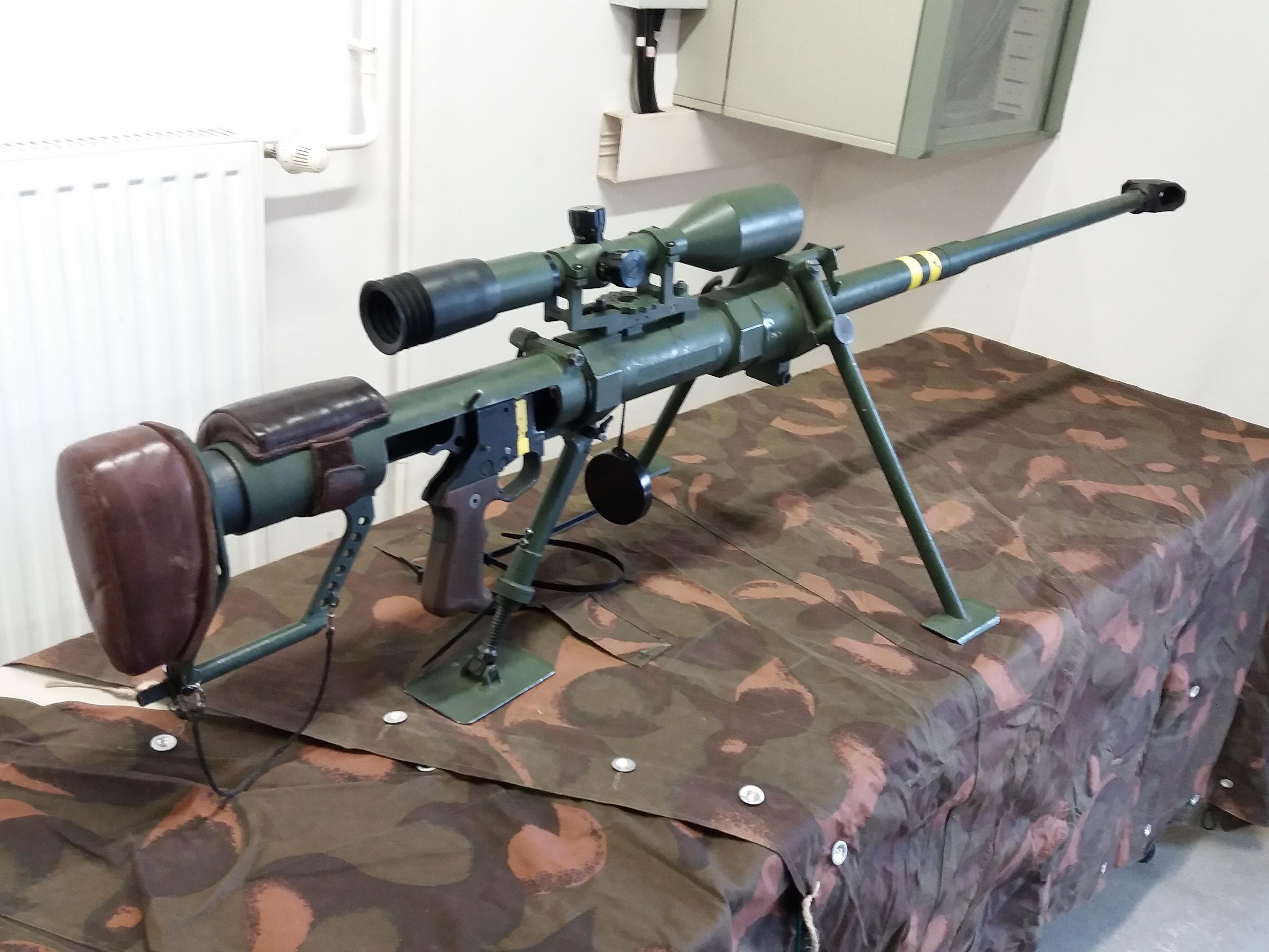 Крупнокалиберные винтовки «Gepard» (Венгрия)